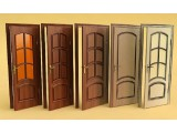 Двери филенчатые