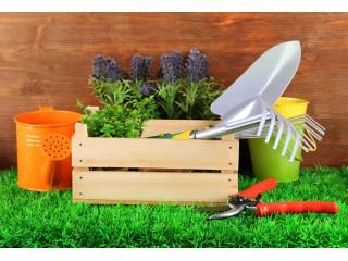Постройки, садовые принадлежности