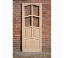 Дверь филенчатая